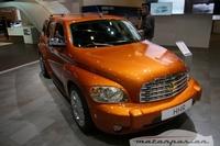 Chevrolet HHR en el salón de Ginebra
