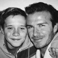 Brooklyn Beckham se hace mayor... pero sigue siendo el niño de sus papis