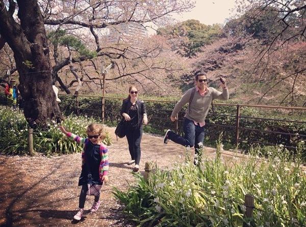 Foto de Jessica Alba y su excursión familiar a Japón (2/7)