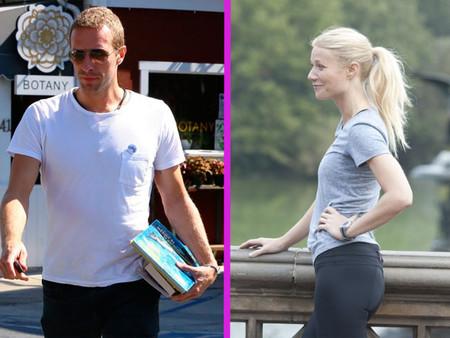 Gwyneth Paltrow y Chris Martin no estarán juntos... ¡pero lo disimulan muy bien!
