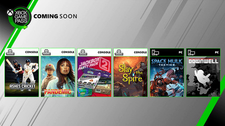 Slay the Spire y Downwell entre los juegos que se unirán a Xbox Game Pass en agosto