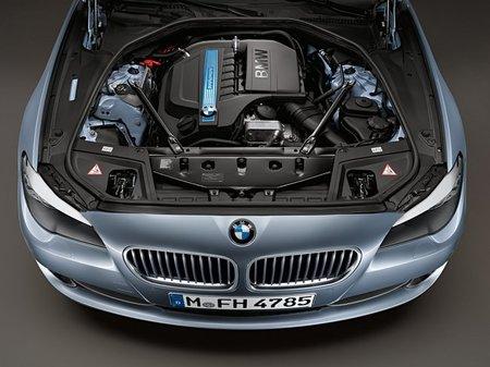 BMW ActiveHybrid 5 5