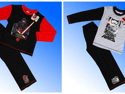 Pijama infantil Star Wars desde 8,28 euros con envío incluido