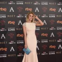Pronovias pisa la alfombra roja de los Premios Goya 2016 de la mano de Amaia Salamanca