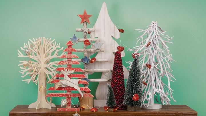La semana decorativa ya es navidad en la blogosfera for Decoracion arbol navidad 2017