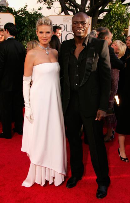 Heidi Klum y Seal