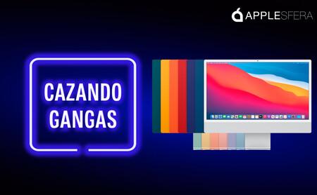 """iMac de 24"""" por 130 euros menos, AirPods 2 a 119 euros y 70 euros de descuento en el iPad Air (2020): Cazando Gangas"""