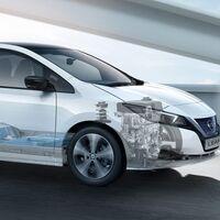 Nissan quiere que los autos eléctricos contaminen (aún) menos:  así es su propuesta para reciclar las baterías