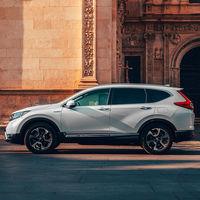 El Honda CR-V Hybrid se desvela en Paris y promete consumos de 5,3 l/100 y emisiones de 120 g/km de CO₂