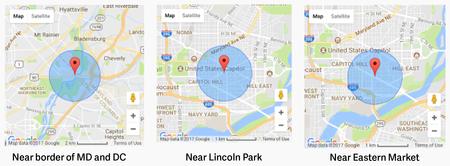 Android recopila información ubicación