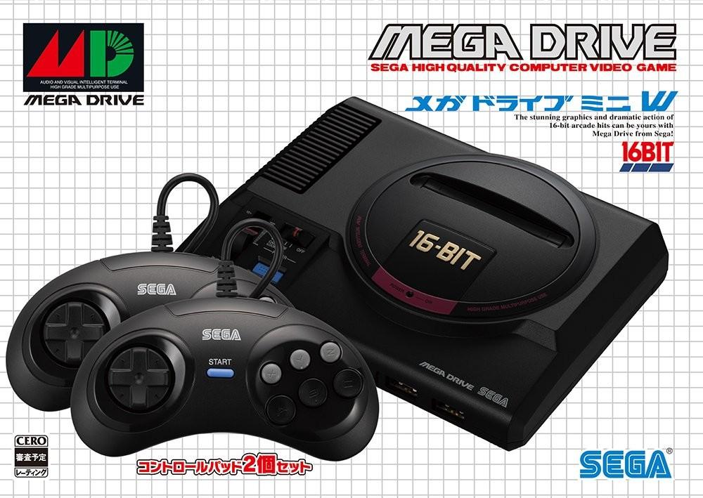 La Mega Drive Mini llegará el 19 de septiembre con 40 juegos. Todo lo anunciado sobre la consola de SEGA aquí y ahora