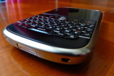 Facebook y Amazon figuran como compradores potenciales de Blackberry