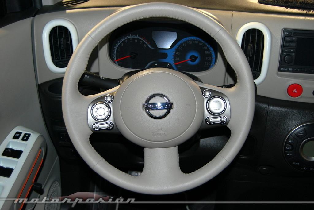 Foto de Nissan Cube (presentación) (42/56)