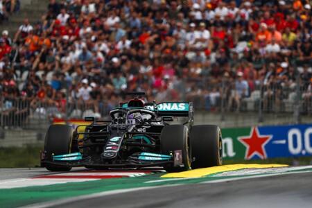 Hamilton Austria F1 2021