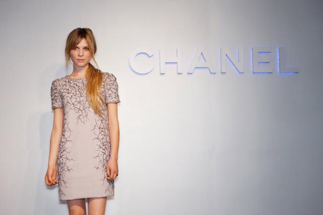 Foto de El desfile de Chanel: los invitados (18/32)