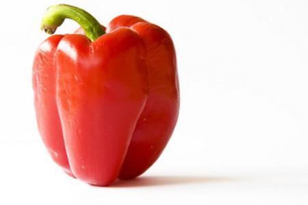 Cinco razones para incluir pimiento rojo en la dieta