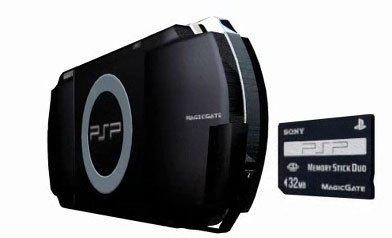 PSP 2, ¿com cámara integrada para streaming de vídeo?