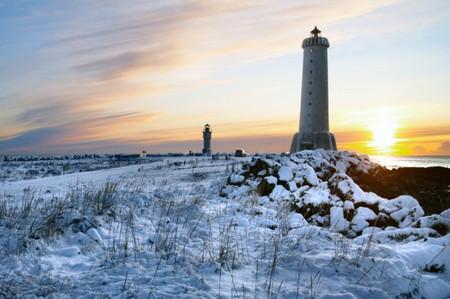 17 rincones que, tras una nevada, parecen el decorado de un cuento