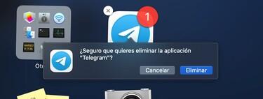 Cómo desinstalar las aplicaciones de tu Mac en macOS
