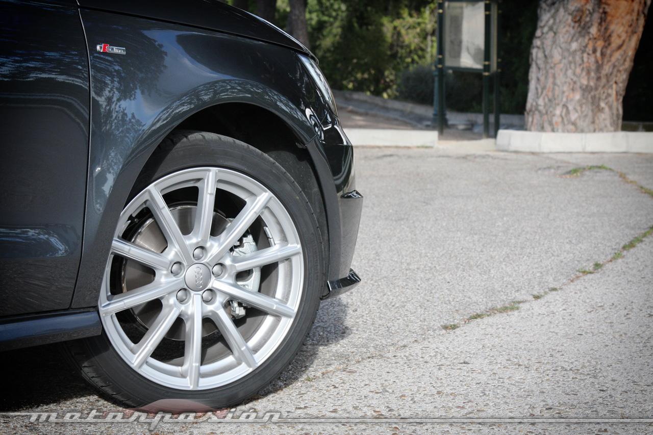 Foto de Audi A1 SportBack 1.4 TFSI CoD (prueba) (11/19)