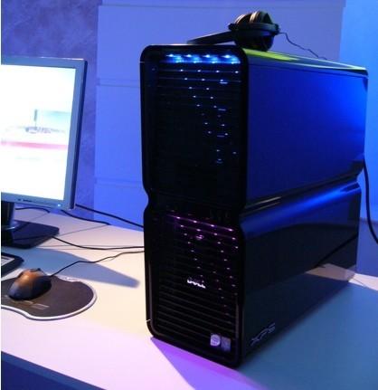 Dell XPS 720 H2C: más datos e imágenes