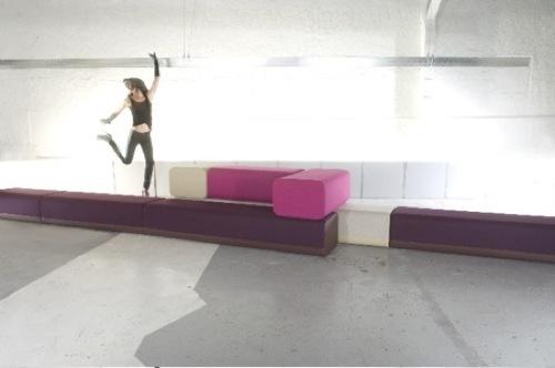 Foto de Flex, reinventando el concepto de sofá (2/4)