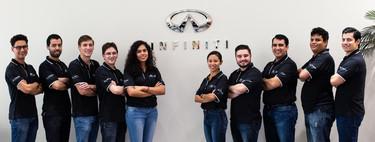 Infiniti Engineering Academy llega a México por cuarto año consecutivo