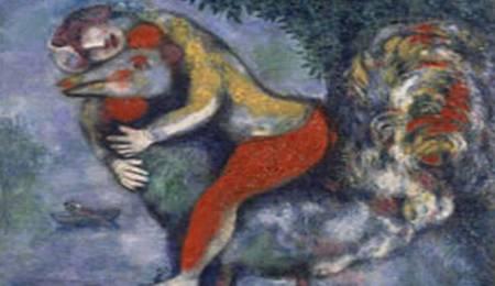 El Gallo de Marc Chagall