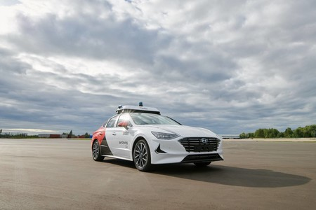 Yandex Hyundai Sonata coche autónomo