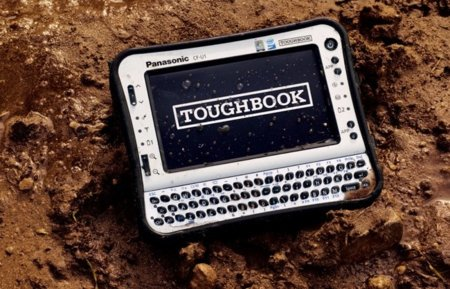 Toughbook CF-U1 de Panasonic, ultraportátil resistente y preparado