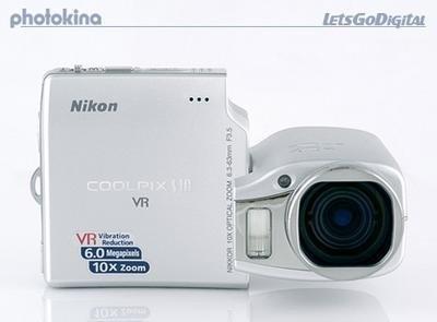 Nikon Coolpix S10 revisado