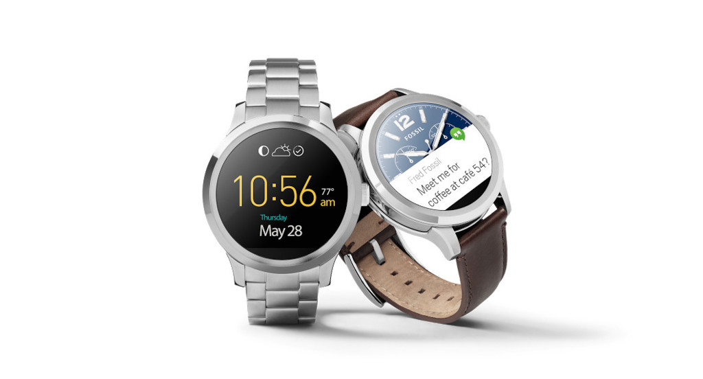 Androidwear Fossil