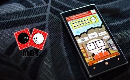 Memory Battle Time, juego gratuito de memoria para Windows Phone