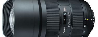 Tokina Opera 16-28mm F2.8 FF: El zoom premium de la japonesa para ver un mundo amplio