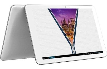 Vexia TabletPlus 10, un tablet Android basado en Intel Atom