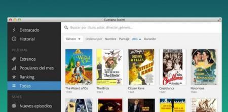 Cuevana Storm: OS X recibe a un clon de Popcorn Time con series