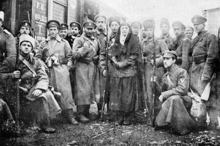 Aquella vez en que las tropas alemanas y rusas pactaron una tregua para que no les comieran los lobos