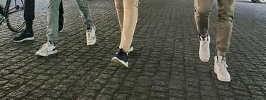 Ficha éstas siete zapatillas blancas de Jack&Jones para pisar fuerte y con estilo en primavera