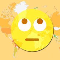 """""""Cómo se siente el mundo"""": esta web es un mapa interactivo en el que indicar cómo estás de ánimo"""