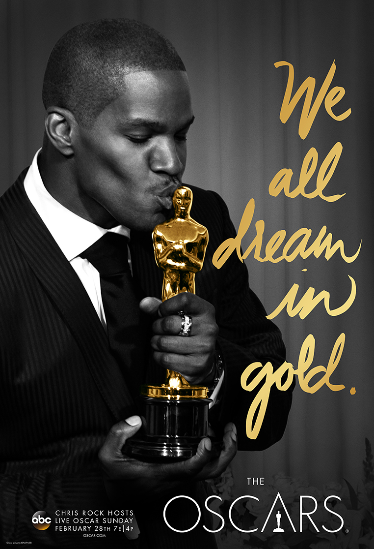 Foto de Oscars 2016, carteles oficiales (4/8)