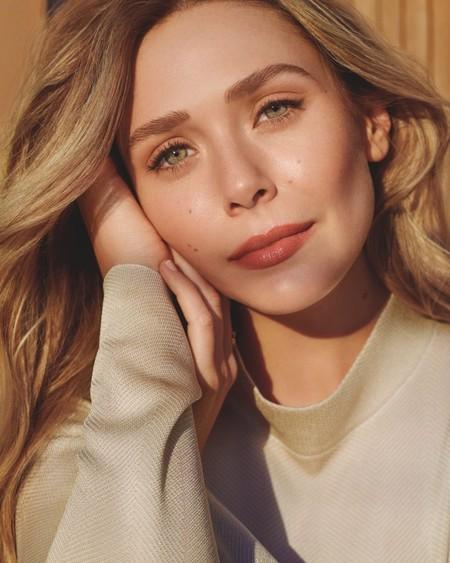 Elizabeth Olsen Bobbi Brown Cosmetics Campaign01