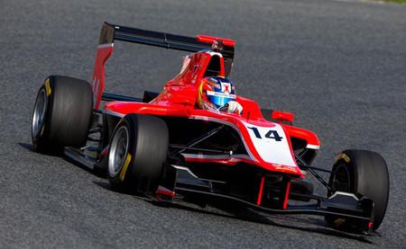 Tio Ellinas seguirá con Manor Marussia en la GP3 y probará un Fórmula 1 de Marussia