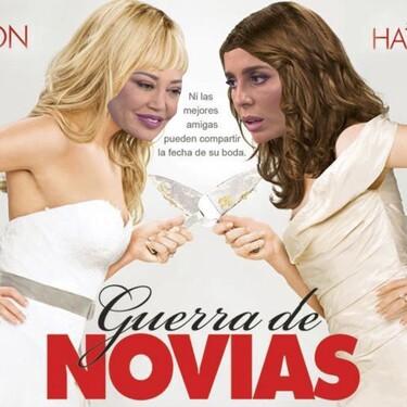 Belén Esteban filtra por error el vestido que llevará Anabel Pantoja en su boda con Omar 'El Negro' y desvela cuál será la temática de la celebración