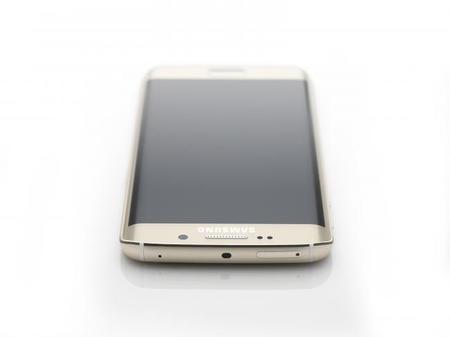 Galaxy S6 Edge Topdown Gold Platinum Art Photo 2
