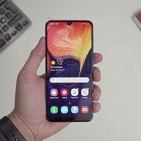 Samsung movió un 40% de los móviles en Europa en el segundo trimestre y el Galaxy A50 fue su estrella, según Canalys