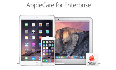 La alianza con IBM se hace patente con la llegada de AppleCare para empresas