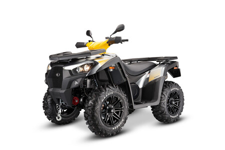 Mxu700 General Negro Amarillo 5