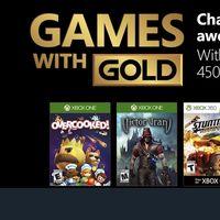 Juegos de Xbox Gold gratis para Xbox One y 360 de octubre 2018