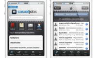CasualJobs, cómo encontrar trabajo utilizando tu iPhone
