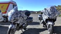 Pillada en vídeo de las nuevas BMW R 1200 RT con refrigeración líquida